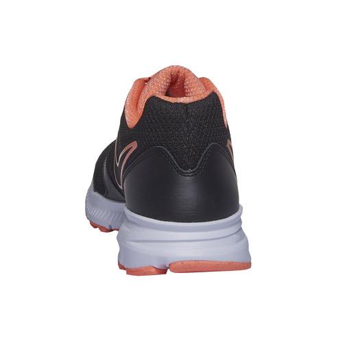 scarpa sportiva da donna nike, nero, 509-6694 - 17