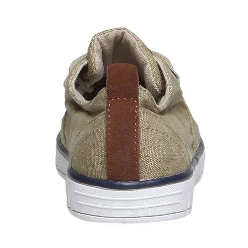 Sneakers informali da bambino mini-b, giallo, 319-8200 - 17