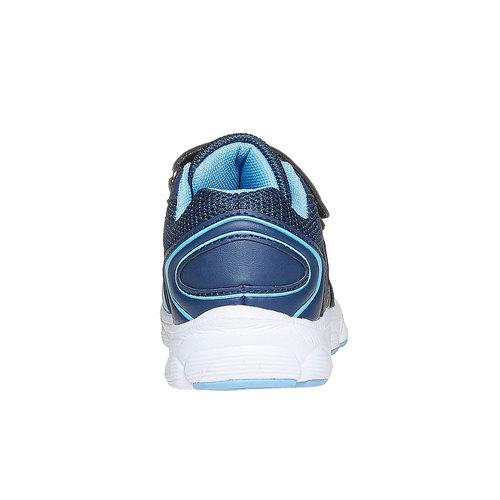 Sneakers da bambino con chiusure a velcro mini-b, blu, 219-9167 - 17