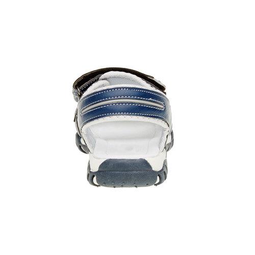 Sandali da bambino mini-b, blu, 361-9181 - 17