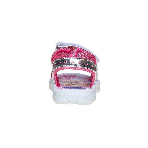 Sandali per bambina Frozen, rosso, 261-5150 - 17