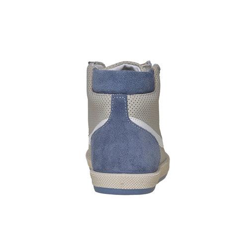 Sneakers sportive Flexible alla caviglia flexible, grigio, 311-2195 - 17