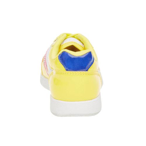Sneakers da bambino mini-b, giallo, 329-8175 - 17