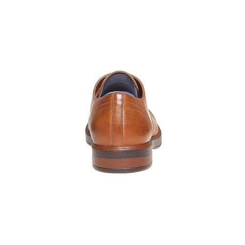 Scarpe basse informali da donna bata, marrone, 521-4291 - 17