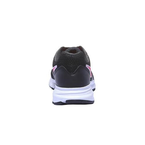 Scarpe sportive da corsa nike, nero, 509-6121 - 17