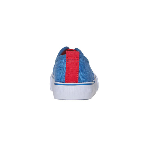 Slip-on da bambino mini-b, blu, 219-9150 - 17