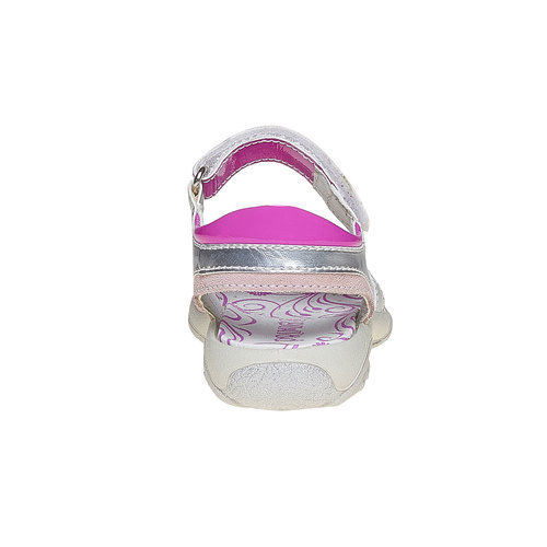 Sandali rosa per bambina primigi, rosa, 261-5152 - 17