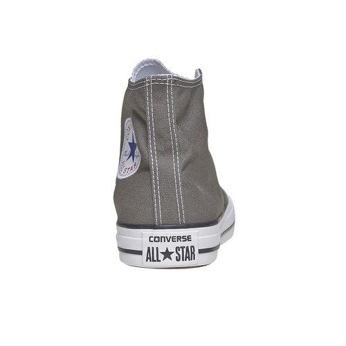 Sneakers da donna alla caviglia converse, grigio, 589-2278 - 17