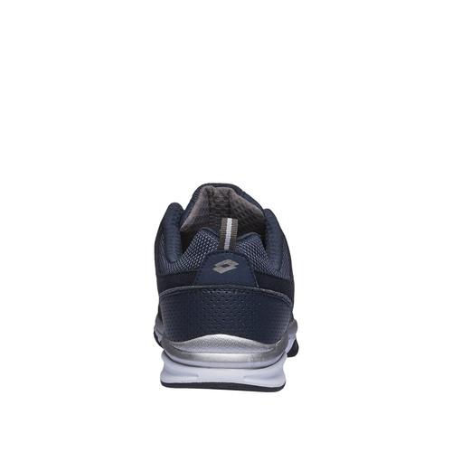 Sneakers sportive da uomo lotto, viola, 809-9138 - 17