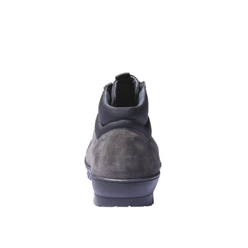Stivaletti bata, grigio, 893-2542 - 17