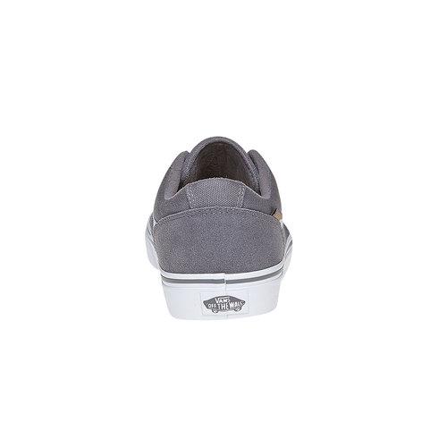 Sneakers da uomo in pelle vans, grigio, 803-2303 - 17