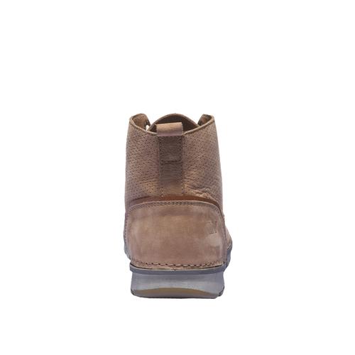 Scarpe di pelle alla caviglia. weinbrenner, marrone, 896-3133 - 17
