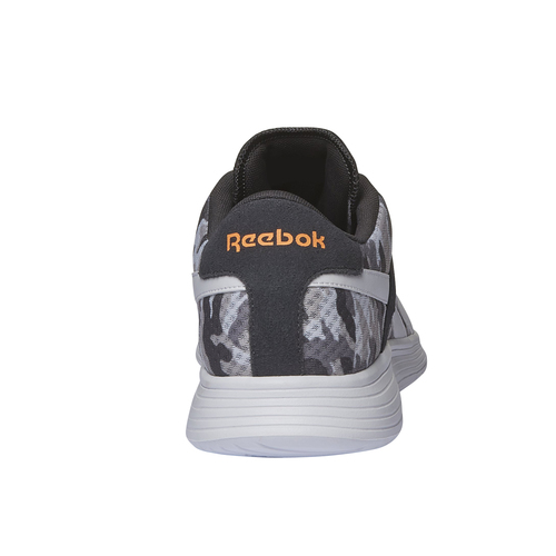 Sneakers sportive da uomo reebok, grigio, 809-8100 - 17