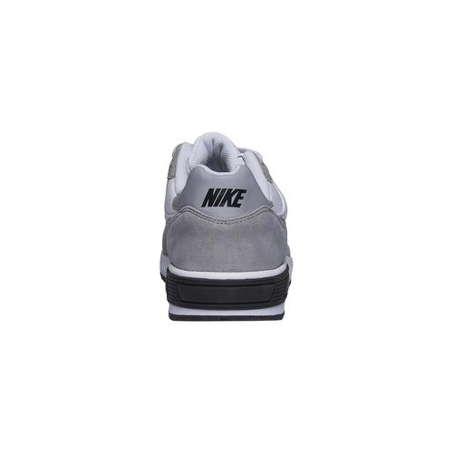 Sneakers da uomo nike, bianco, 803-1361 - 17