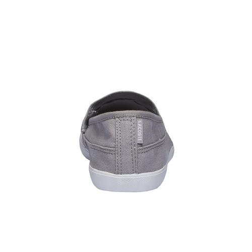 slip-on donna lacoste, grigio, 589-2382 - 17