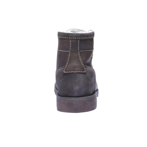 Stivaletti bata, marrone, 891-4659 - 17