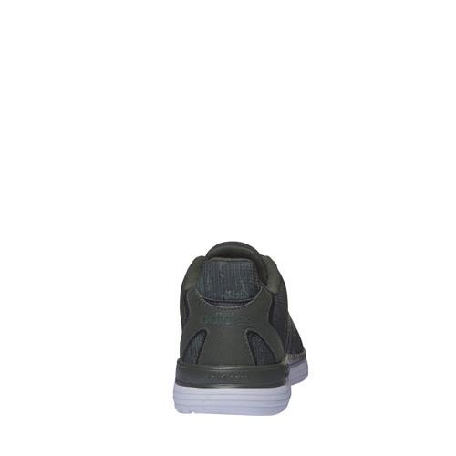 Sneakers uomo adidas, verde, 809-7107 - 17