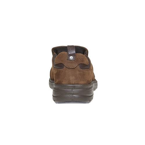 Calzatura Uomo bata, marrone, 816-4223 - 17