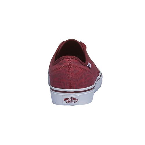 Sneakers uomo vans, rosso, 889-5200 - 17