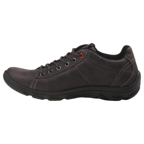 Sneakers di pelle weinbrenner, marrone, 844-4387 - 15