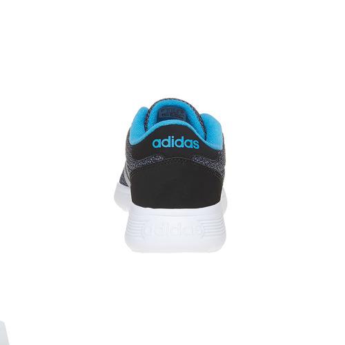 Sneakers da uomo dallo stile sportivo adidas, nero, 809-6182 - 17