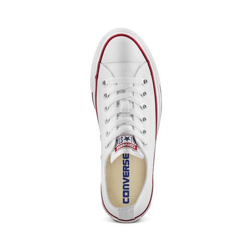 Sneakers da donna converse, bianco, 589-1279 - 17