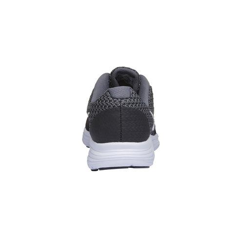 Sneakers sportive da uomo nike, nero, 809-6220 - 17