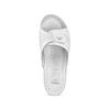 Slip-on da donna in pelle bata-comfit, bianco, 574-1250 - 17