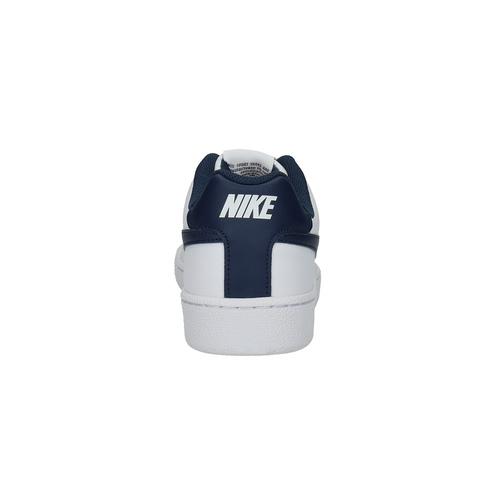 Sneakers bianche da uomo nike, bianco, 801-1235 - 17