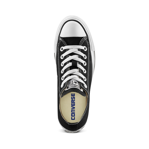 Sneakers da donna converse, nero, 589-6279 - 17