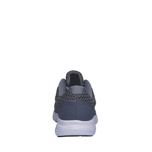 Sneakers sportive da uomo nike, grigio, 809-2220 - 17