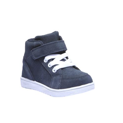 Sneakers da bambino in pelle mini-b, viola, 213-9134 - 13