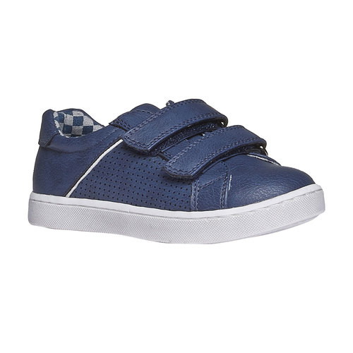 Sneakers da bambino con chiusure a velcro north-star-junior, viola, 211-9151 - 13