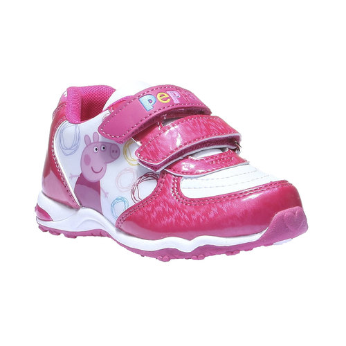 Sneakers da bambina peppa-pig, rosso, 221-5134 - 13