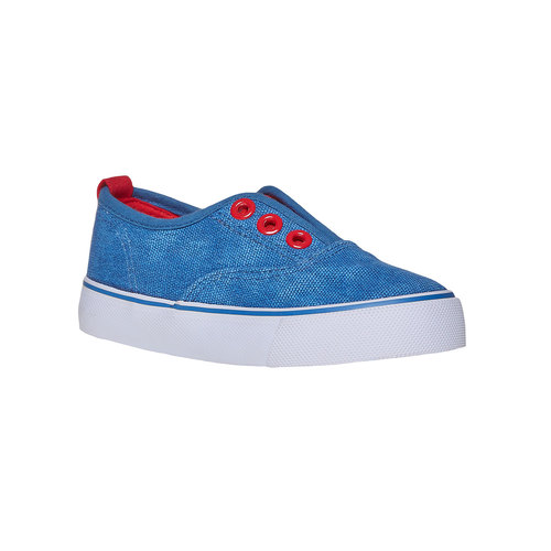 Slip-on da bambino mini-b, blu, 219-9150 - 13