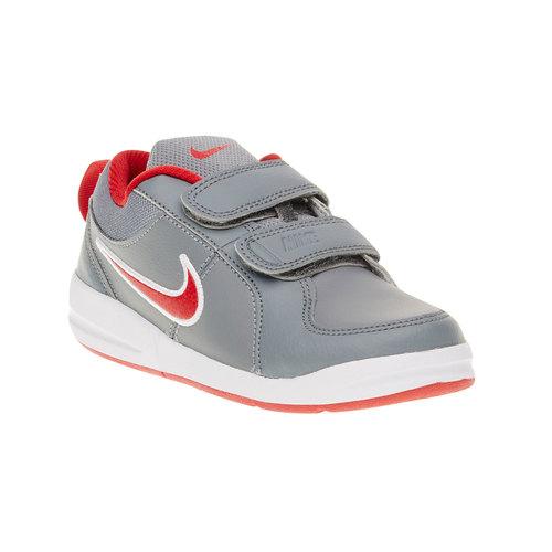 Scarpe bambini nike, grigio, 301-2448 - 13