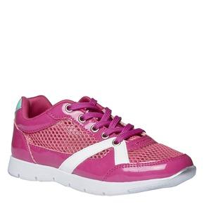 Sneakers sportive da ragazza mini-b, rosso, 329-5175 - 13