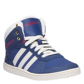 Sneakers alla caviglia con fodera calda adidas, viola, 401-9191 - 13