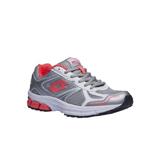 scarpa sportiva da donna lotto, grigio, 509-2696 - 13