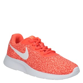 Sneakers da donna in stile sportivo nike, arancione, 509-5457 - 13