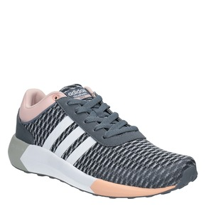 Sneakers sportive da donna adidas, grigio, 509-2822 - 13