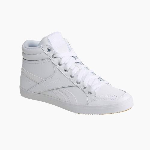 Sneakers da donna alla caviglia reebok, bianco, 504-1111 - 13