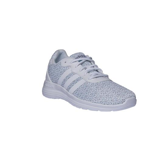 Sneakers sportive da donna adidas, bianco, 509-1680 - 13