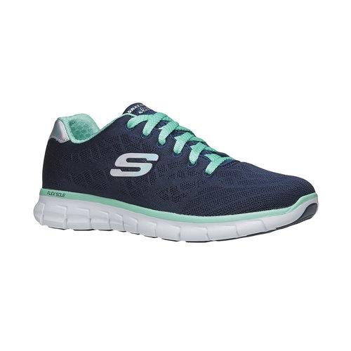 Sneakers sportive da donna skechers, viola, 509-9659 - 13