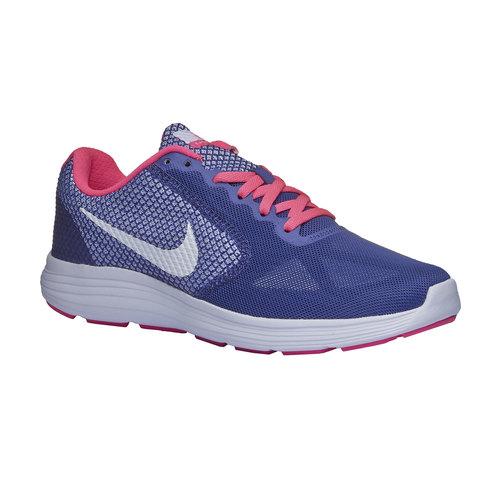 Sneakers da donna Nike nike, blu, 509-9320 - 13