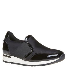 Sneakers da donna north-star, nero, 541-6267 - 13