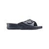 Slip-on da donna in pelle bata-comfit, blu, 574-9250 - 13