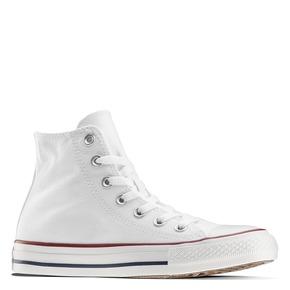 Sneakers alla caviglia converse, bianco, 589-1278 - 13
