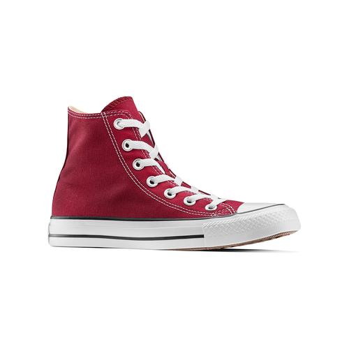 Sneakers da donna alla caviglia converse, rosso, 589-5278 - 13