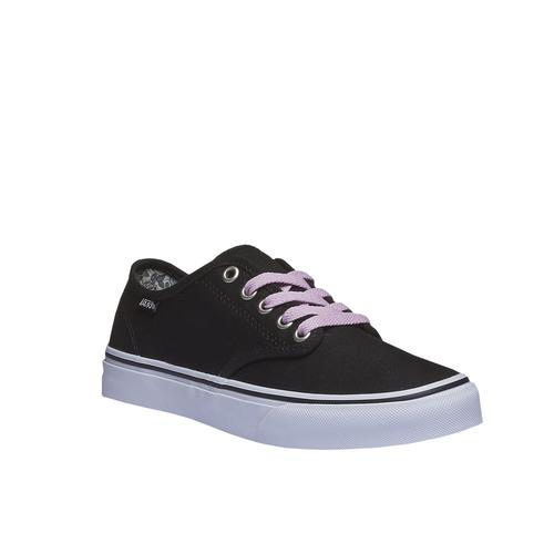 sneaker donna vans, nero, 589-6294 - 13